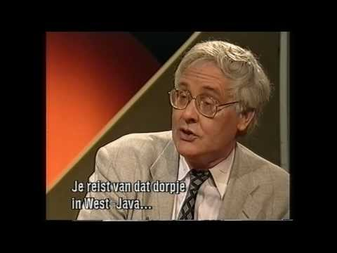 Benedict Anderson About Nationalism (In mijn vaders huis, 19