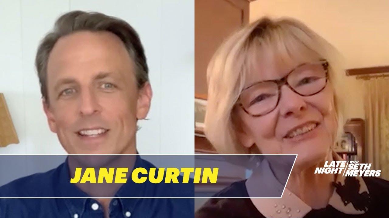 Jane Curtin Spills Details on SNL's Infamous Live Mardi Gras Show