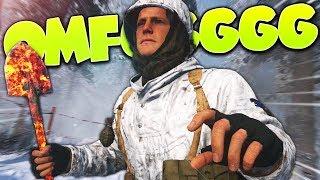 CoD WW2 - GREATEST NINJA MONTAGE EVER! (WW2 Funny Moments, Ninja Defuses & Trolling)