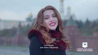 Download lagu  I dream of a worldWorld Youth Forum song Russian version MP3
