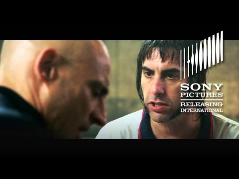 Grimsby - Regular Guy TV Spot - Starring Sacha Baron Cohen & Rebel Wilson - At Cinemas Wed Feb 24