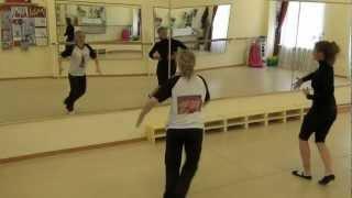 видео1.MTS Видео урок по флеш-мобу