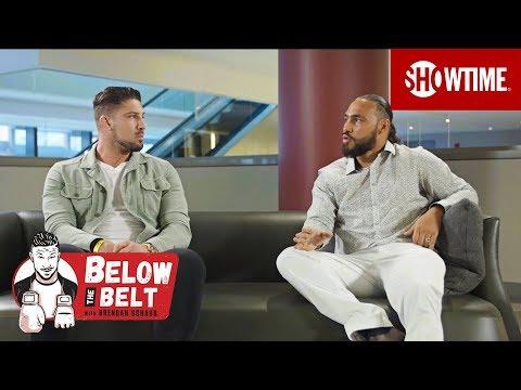 Keith Thurman Breaks Down Garcia vs. Porter   BELOW THE BELT with Brendan Schaub