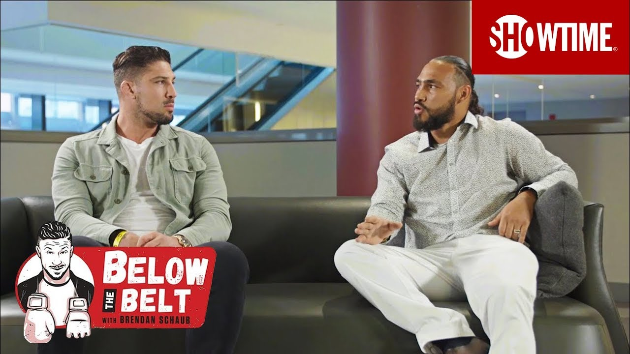 Keith Thurman Breaks Down Garcia vs. Porter | BELOW THE BELT with Brendan Schaub