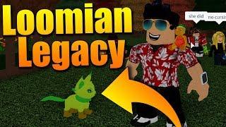 NOVÍ POKEMONI V ROBLOXU!😱😍 Roblox Loomian Legacy #1