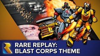 Rare Replay Stage Theme - Blast Corps