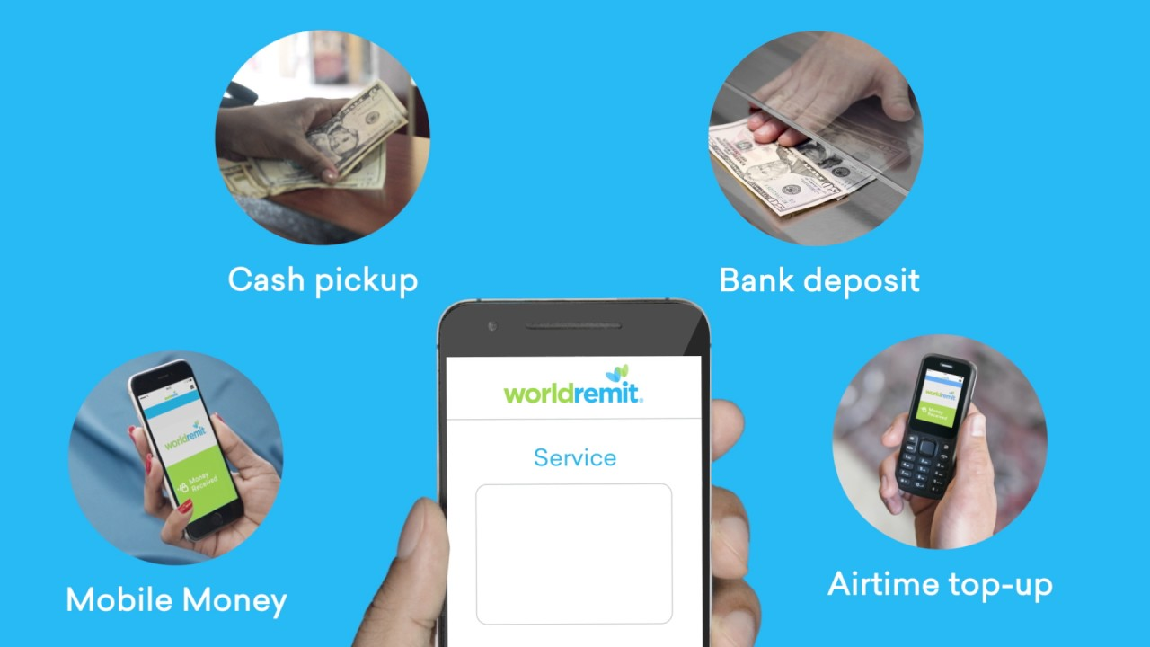 Worldremit How To Send Money Abroad