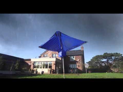 Rotamate Infomercial full- Rotary Airer Rain Covers