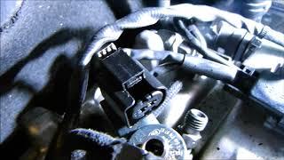 Problèmes d'odeur d'échappement habitacle Mercedes C200 CDI 2006