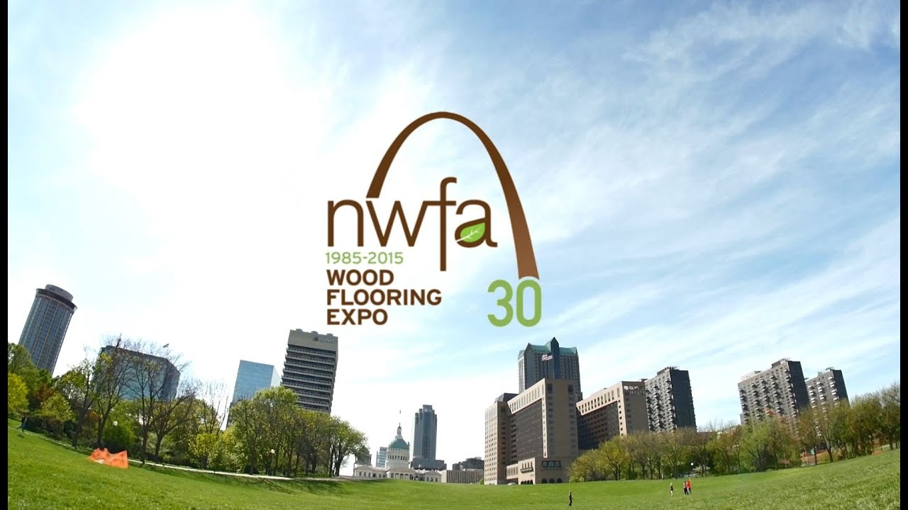 Highlights Of Nwfa Wood Flooring Expo In St Louis Youtube