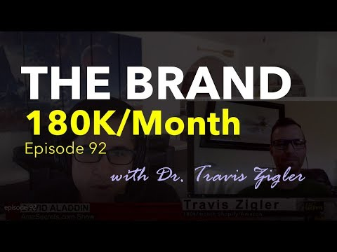 Build a brand with passion, 180k/month sales on Amazon and Shopify