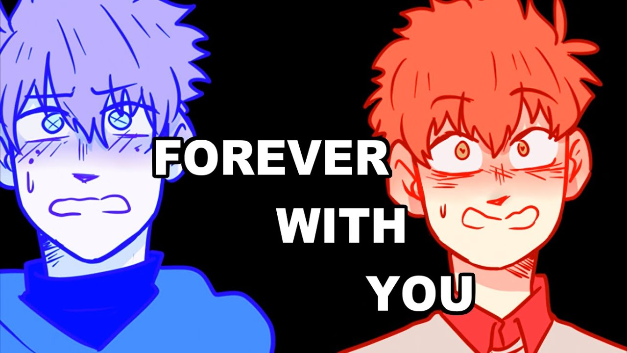 FOREVER WITH YOU ♥GHOSTLY AFFECTION ♥MEME
