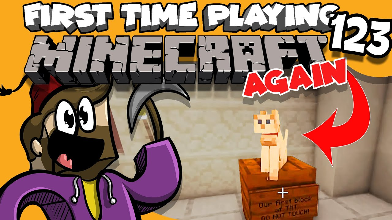 We have a new Friend - Let's Play Minecraft - #123
