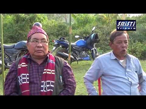 SRISTI TRIPURA LIVE NEWS 20 01 2018 HD VIDEO