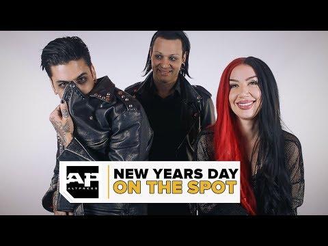 New Years Day On Being Happier Than You Think, Graveyard Boardgames and Their Next Album Mp3