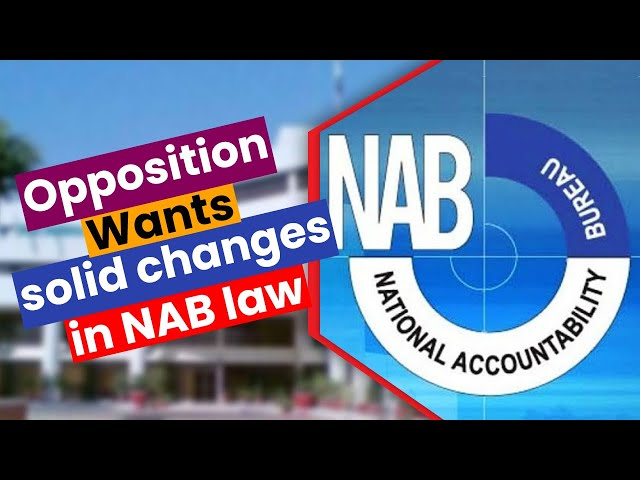 Opposition wants solid changes in NAB law | 9 News HD