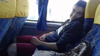 Video Handjob in a public bus - 52 sec download MP3, 3GP, MP4, WEBM, AVI, FLV Agustus 2018
