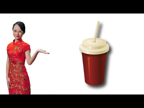 Learn Chinese: Free Mandarin Lesson 63 How to Order Drinks in China