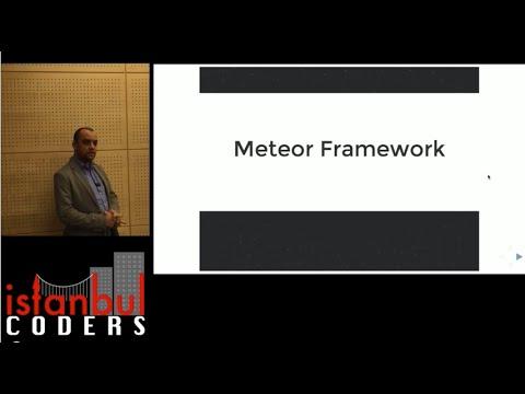 İstanbul Coders - Meteor Framework - Uğur Toprakdeviren