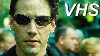 Матрица (трейлер) - русский и ламповый - VHSник