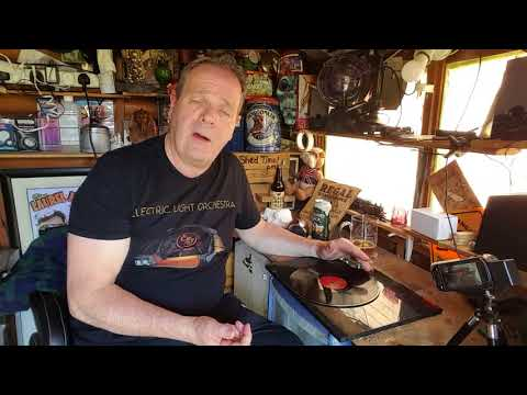 Repairing A Warped 78 rpm Shellac Record (METHOD NOT FOR VINYL)