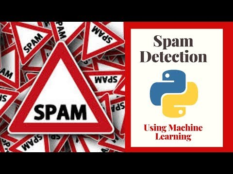 Email Spam Detection Using Python & Machine Learning