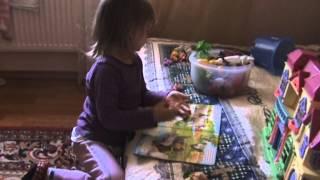 Чтение сказки о маленьких животных