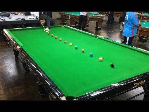 Noel rumo a Doha Qatar 7 - 11 bolas na mesma caçapa sem usar tabelas