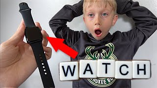 I'll Buy Whatever You Can Spell! *Apple Watch* | Colin Amazing