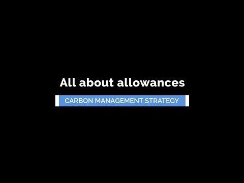 All About Allowances: Carbon Management Strategy - Francisco Grajales Cravioto, Vattenfall