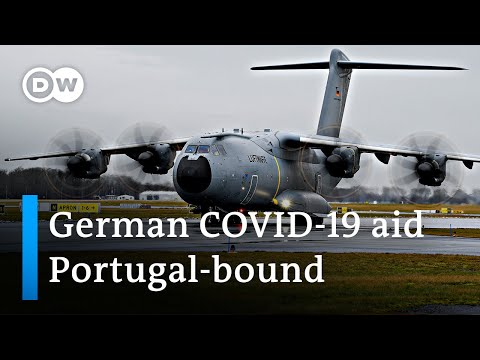 Corona-Update: Portugal Receives German COVID-19 Aid +++ Israel's Vaccine Rollout Strategy | DW News