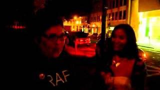 RAP IS A JOKE: Andy Milonakis in San Francisco