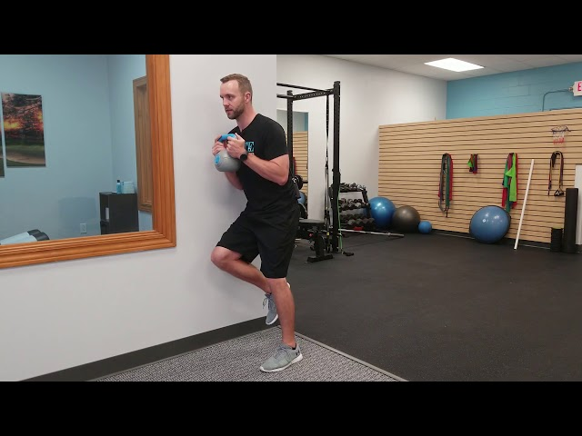 Lower Body Strength for Golf | Alpine Squat | Chesterfield Chiropractor