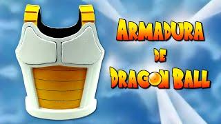 Armadura de Dragon Ball, cómo se hace