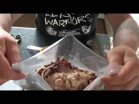DEHYDRATED MEALS FOR CAMPING HUNTING HIKING IN NEW ZEALAND