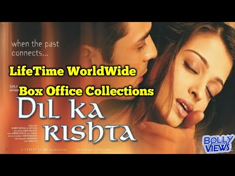 Dil ka rishta bollywood movie lifetime worldwide box - Hindi movie 2013 box office collection ...