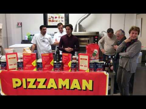 Conferenza Stampa Pizzaman - Cescot