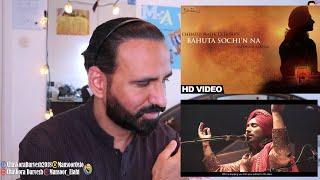 Bahuta Sochi'n Na | Satinder Sartaaj Reaction From NORWAY - Mansoor Elahi
