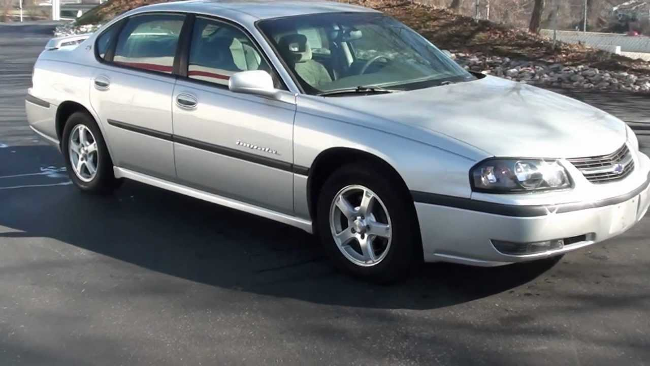 for sale 2003 chevrolet impala ls stk 20365b. Cars Review. Best American Auto & Cars Review