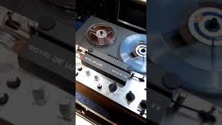 Magnétophone Uher Royal de luxe