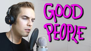 Good people don