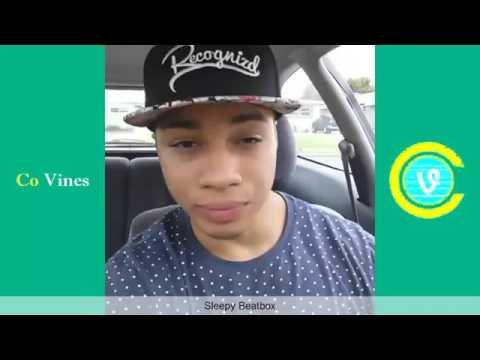 Top I Marcus Perez Beatbox I -Vines [2016]