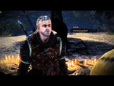 Azoic's Game-Along | The Witcher 2 - Lost Lambs & Blood Curse (Part 043)