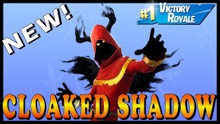 "NEW ""CLOAKED SHADOW"" SKIN in FORTNITE - 14 DAYS OF FORTNITE: CHALLENGE #10 // Playing With SUBS"
