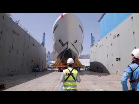 BATI Group Yacht Project 2016
