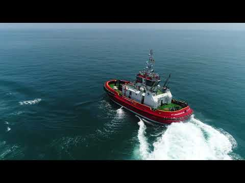 Sea Trial KT. Jaya Negara 301 Pelindo