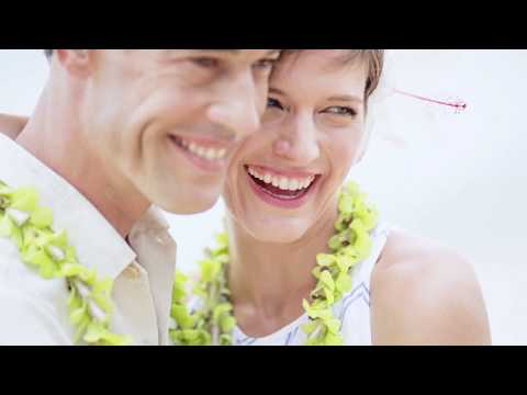 A Hawaiian Vow Renewal Ceremony