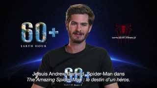 The Amazing Spider-Man : Le Destin d'un Héros - Earth Hour - Andrew Garfield - VOST