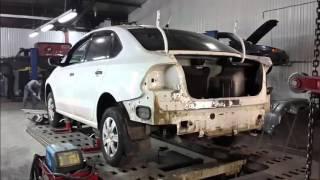 Кузовной ремонт Фольксваген Поло