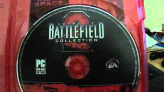 UNBOXING:BATTLEFIELD 2 COMPLETE COLLECTION